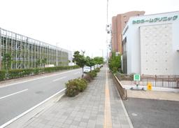太田川駅前公共駐車場